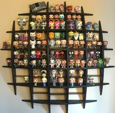 Love this collection, also the perfect shelf