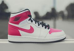 "AIR JORDAN 1 GS ""SPORTS FUCHSIA""  bestsneakersever.com  sneakers  shoes.  Girls SneakersNike SneakersNike Shoes For SaleDiscount ... 77d7c3174"