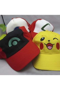 Hot Game Character iMonster Pokemon Go Cartoon Pattern Popular Outdoor Leisure Fashion Summer Baseball Caps