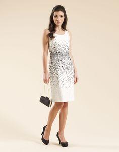 Monsoon Alison Spot dress.