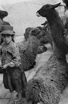 © Sergio Larrain/Magnum Photos BOLIVIA. Potosi. 1957.