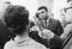 In light of Donald Trump's rants about athletes and the national anthem, David Remnick writes about Muhammad Ali's protests of the Vietnam War.