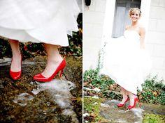 Winter Wedding  Photo by Two Birds Photography  www.twobirdsphoto.com