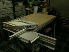 TS55 as a table saw? and the 1010 as a router table ?