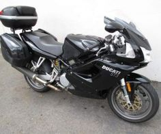 Ducati St3 Sport Touring Motorcycle