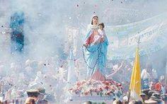 Hoy se cumplen 30 años de la aparición de la virgen de San Nicolas en Argentina