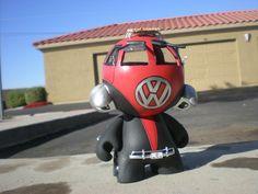 VW Vinyl Toy #Toy #Design #Vinyl #Urban #Pop