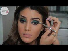 Elegant Party Makeup by Camila Coelho