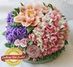 Spring Bouquet by Homely Animal
