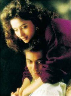 Hum apke hain koun - Bcoz unconditional love happens :)