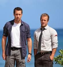 The two coolest guys in Hawaii Five-O :)