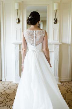 Dreamy gown: http://www.stylemepretty.com/new-york-weddings/new-york-city/manhattan/2015/04/21/romantic-central-park-boathouse-wedding/ | Photography: CLY by Matthew - http://www.clybymatthew.com/
