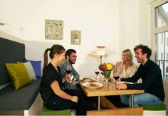 Compact Multi-Room Moveables : Matroshka