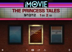 iMovie ($)-- The app version of Apple's movie maker software.  Create and edit movies with an iPad.