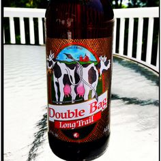 Another great Long Trail beer