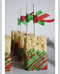 Christmas Ricecrispies