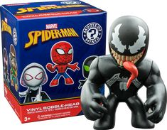 Spider-Man | Funko Mystery Minis TG Exclusive Blind Box (Single Unit) | Popcultcha
