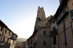 Efimerata_9 Castillos que no puedes dejar de ver en Burgos. Castillo de Frías