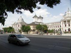 Coltea Hospital and Church, Bucharest