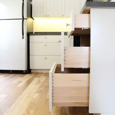Contemporary Wood Furniture & Cabinets | Jason Straw Woodworker