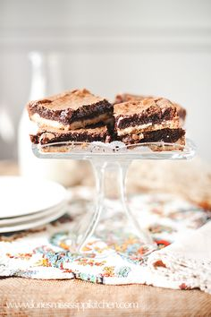 Mississippi Kitchen: Nutella Bars