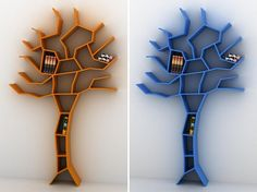 I want this book tree shelf!!