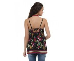 Lamora Women Multi-coloured Floral Print Rossalie Top : http://lamora.in/tops/lamora-women-multi-coloured-floral-print-rossalie-top.html?limit=100