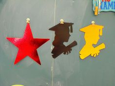 How to decorate the gym for Elementary School Graduation  http://teachingisagift.blogspot.ca/2013/06/graduation-ideas-updated.html  #teachingisagift