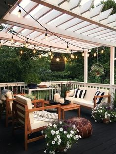 Outdoors Discover 60 stunning backyard patio and deck design ideas 19 - censiblehome Backyard Patio Designs Backyard Pergola Patio Ideas Diy Backyard Ideas Pergola Roof Outdoor Pergola Backyard Landscaping Outdoor Rooms Outdoor Furniture Sets Backyard Patio Designs, Backyard Pergola, Pergola Designs, Backyard Landscaping, Patio Ideas, Outdoor Pergola, Pergola Roof, Patio Awnings, Backyard Decorations