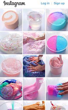 Glitter And Gold Le Slime, Slimy Slime, Diy Crafts Slime, Slime Craft, Glitter Slime, Glitter Toms, Glitter Eyeliner, Glitter Makeup, Perfect Slime