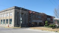 Blytheville Commercial Historic District in Mississippi County, Arkansas