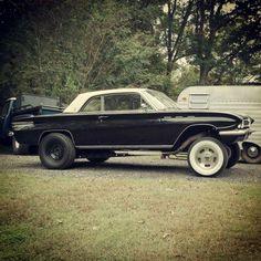 1961 Buick Skylark...60's Style Gasser