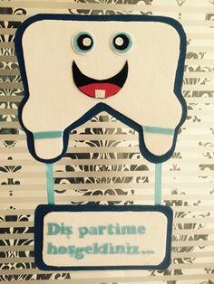 Diş buğdayı partisi - kapı süsü