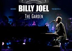 new pictures of billy joel 2017 | Billy Joel Set to Redefine 'New York State of Mind' - FishbowlNY