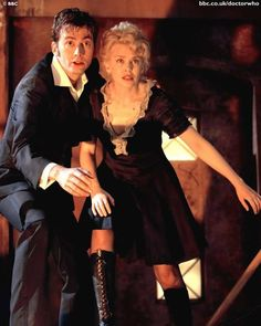 the doctor & astrid peth