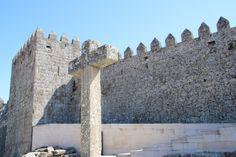 Castle, Places