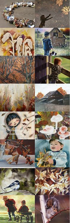 Catching Fall by Linda Voth on Etsy--Pinned with TreasuryPin.com