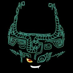 I actually love the way Midna can look so evil, and yet be such a good character - surely one of Zelda's best inventions?