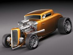 Ford 33 coupe