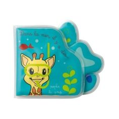 iLoveFairytales.com is now hosting a giveaway of a Sophie the Giraffe Bath Book! Check out our blog and enter to win!