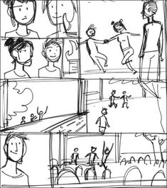 How to Draw Comic Strips with Easy Step by Step Drawing