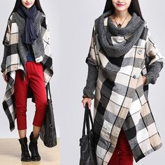 Very personal shawl coat Super remarkable temperament Understated elegance, ornate lattice full version A touch of elegant enough to cause action Woolen