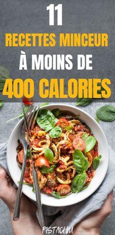 Ces recettes minceur super saines à moins de 400 calories, fournissent des protéines et des fibres pour que vous soyez rassasié tout au long de la journée. Ajouter ces recettes faciles et originales à votre alimentation durant les 30 prochains jours, vous aidera à faire fondre ces kilos tenaces et la meilleure partie…Elles sont délicieuses!!! Ces plats diététiques pleins de légumes sont parfait pour le soir ou le déjeuner. Cliquez pour les découvrir et recevoir mon plan alimentaire de 7…