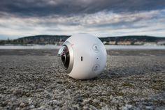 Samsung Gear 360 Side
