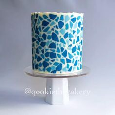 Cake Decorating Frosting, Creative Cake Decorating, Cake Decorating Videos, Cake Decorating Techniques, Cookie Decorating, Cake Recipes Without Oven, Cake Recipes From Scratch, Food Cakes, Cupcake Cakes