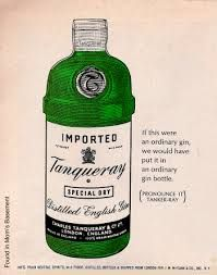 Image result for tanqueray advertising