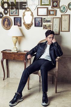 Lee Seo Jin for ONE Sept`15
