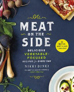 Nikki Dinki Cooking - Home - Announcing: Meat On The SideCookbook!