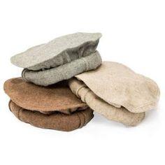100% Wool Premium Quality Pakol Hat. Traditional Hat worn 91d19eced87b