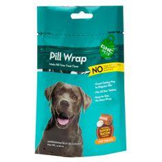 GNC Pets Dog Pill Wrap | Vitamins & Supplements | PetSmart-$6.79 to $8.49